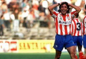 Futre confiesa que Jesús Gil les pidió perder frente al Espanyol en el año 1991