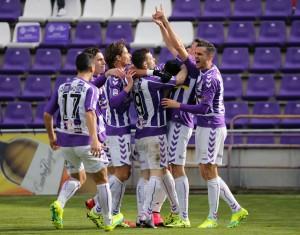 Alcorcón - Real Valladolid: de tres en tres sabe mejor