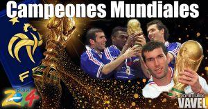 Campeones del Mundo: Francia