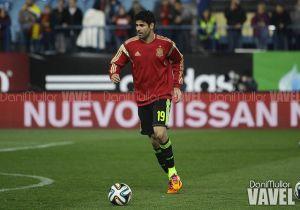 Diego Costa vuelve a 'La Roja' para jugar contra Inglaterra y Bélgica