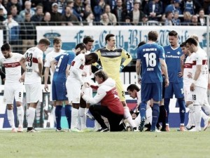 VfB Stuttgart lose Serey Dié for the rest of the season