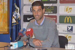 """Gerard López: """"No nos podemos dejar más puntos"""""""