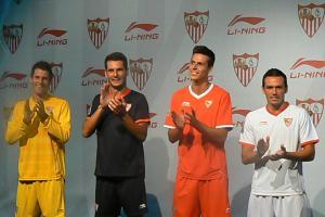 El Sevilla y Li-Ning rescinden contrato