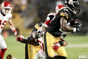 Images and photos of Kansas City Chiefs 14-43 Pittsburgh Steelers in NFL 2016 Week 4