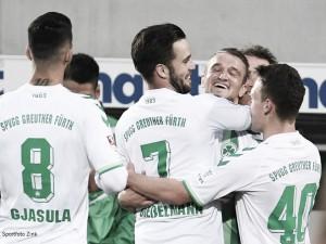 Greuther Fürth aproveita gol contra e derrota Dynamo Dresden