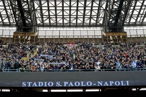 Allenamento al San Paolo, più di diecimila tifosi ad accogliere gli azzurri