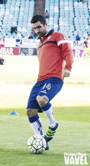 Culio abandona el Real Zaragoza