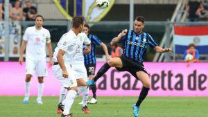 Atalanta e Verona non vanno oltre lo 0-0