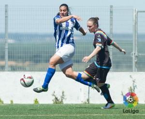 El Sporting Club Huelva, más cerca de la Copa de la Reina