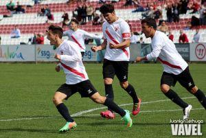 El Sevilla Atlético 'destrona' al Real Murcia