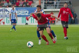 Mirandés - Sporting de Gijón: las lesiones y un rival fuerte amenazan Anduva