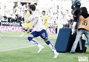 Javi Ros renueva por dos temporadas con el Real Zaragoza