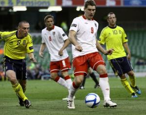 Wales snatch their first win against a poor Scottish team. How we lived it