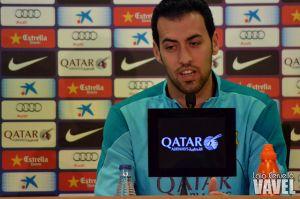 """Busquets: """"Ser capitán del Barça no es solo llevar el brazalete"""""""