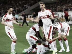 Stuttgart vence Union Berlin em casa e se aproxima do acesso à Bundesliga