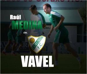 """Entrevista. Raúl Medina: ''Lo ideal es que Coruxo y Cacereño se salven"""""""