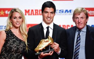 Luis Suarez talks about Ballon D'Or omission