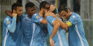 Risultato finale Lazio - St. Etienne 3-2