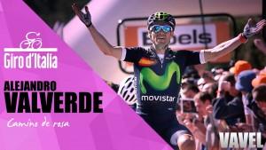 Favoritos al Giro de Italia 2016: Alejandro Valverde, camino de 'rosa'