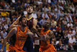 El FC Barcelona destroza al Valencia Basket en la segunda parte