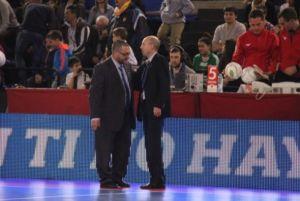 Santiago Futsal - Montesinos Jumilla, el análisis de los técnicos