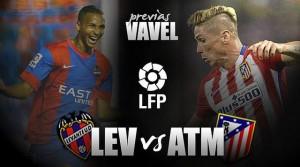Levante - Atlético de Madrid: orgullo frente a necesidad
