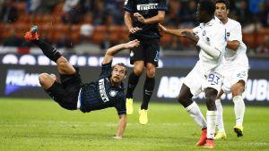 Osvaldo - Hernanes, l'Inter riparte