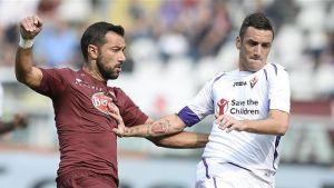 Torino - Fiorentina 1-1: Babacar salva i viola