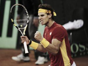 Brasil se decanta por la arcilla contra España en la Copa Davis