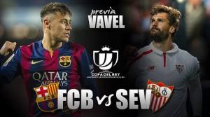 Previa FC Barcelona - Sevilla FC: con el fútbol por bandera