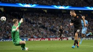 Che Roma, finisce 1-1 con il Manchester City, sontuoso Capitan Totti