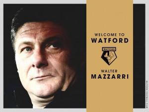 Walter Mazzari firma con el Watford hasta 2019