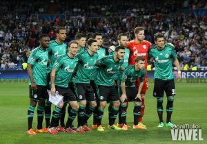 Pinceladas del rival en octavos: Schalke 04
