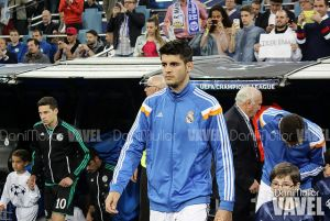 Real Madrid 2014: Álvaro Morata