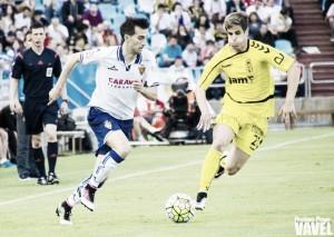 """Lanzarote: """"Quiero seguir representando al Real Zaragoza"""""""