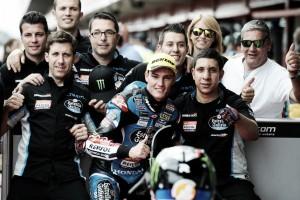 Primera victoria en la carrera de Jorge Navarro