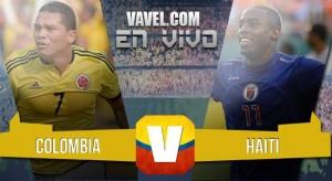 Resultado Colombia vs Haití en partido amistoso internacional (3-1)