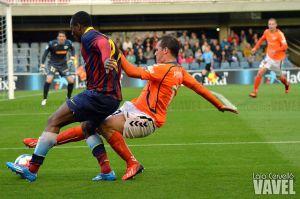 Antecedentes entre Alavés y Barcelona B