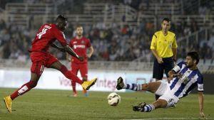 Real Sociedad - Getafe, puntuaciones del Getafe, jornada 8