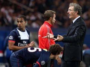 Laurent Blanc suspendu pour le huitième de finale aller de la Ligue Des Champions