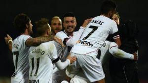 Serie B 34° giornata: Bene il Carpi, passo falso per  il Frosinone e La Spezia