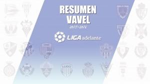 Resúmenes Liga Adelante temporada 2015/16