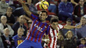 Resultado Almería vs Levante en la Liga BBVA (1-4)