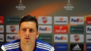 Así esZdravko Kuzmanovic, el internacional serbio del Málaga CF