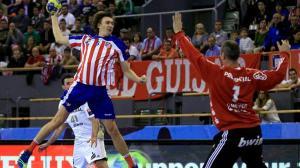 El Bm. Atlético de Madrid debutará en casa en la Champions League 2013-2014