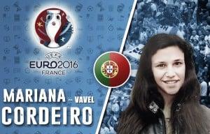 """Entrevista EuroVAVEL 2016. Mariana Cordeiro: ''Para nosotros Cristiano siempre será el mejor del mundo"""""""
