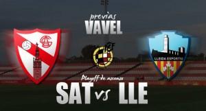 Sevilla Atlético - Lleida Esportiu: el último paso hacia el ascenso