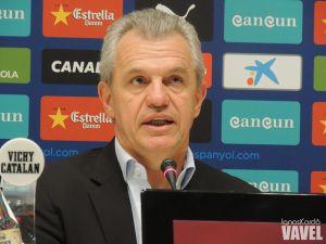 """Aguirre: """"He tenido que llamar hoy la atención a dos jugadores"""""""