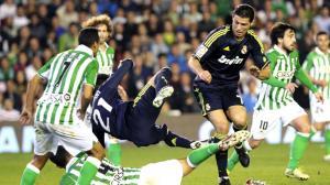 Real Madrid - Real Betis: puntuaciones Betis, jornada 32