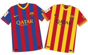 Qatar Airways en partenariat avec le FC Barcelone en Asie